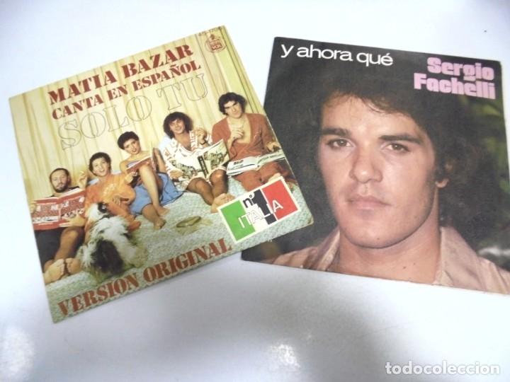 Discos de vinilo: LOTE DE 108 SINGLES. DIFERENTES ARTISTAS Y GENEROS. VER FOTOS - Foto 43 - 176901233
