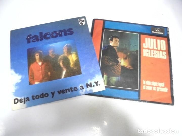 Discos de vinilo: LOTE DE 108 SINGLES. DIFERENTES ARTISTAS Y GENEROS. VER FOTOS - Foto 44 - 176901233