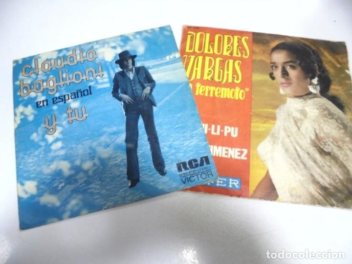 Discos de vinilo: LOTE DE 108 SINGLES. DIFERENTES ARTISTAS Y GENEROS. VER FOTOS - Foto 45 - 176901233