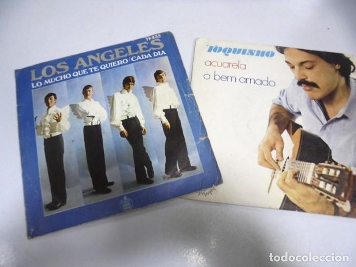 Discos de vinilo: LOTE DE 108 SINGLES. DIFERENTES ARTISTAS Y GENEROS. VER FOTOS - Foto 46 - 176901233