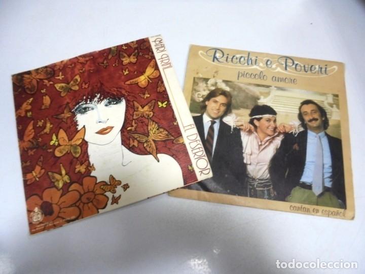 Discos de vinilo: LOTE DE 108 SINGLES. DIFERENTES ARTISTAS Y GENEROS. VER FOTOS - Foto 47 - 176901233