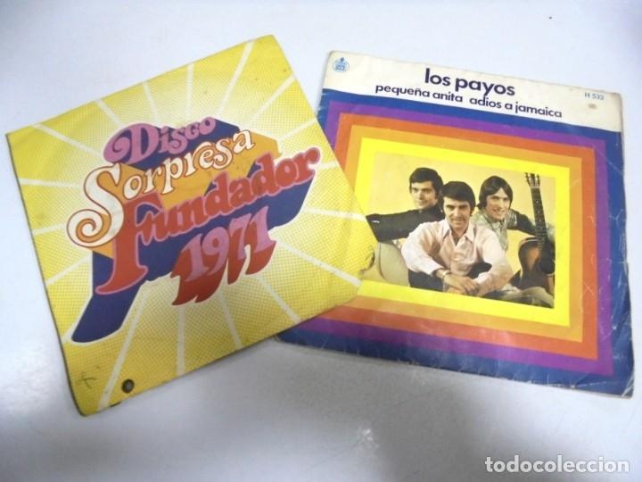 Discos de vinilo: LOTE DE 108 SINGLES. DIFERENTES ARTISTAS Y GENEROS. VER FOTOS - Foto 48 - 176901233