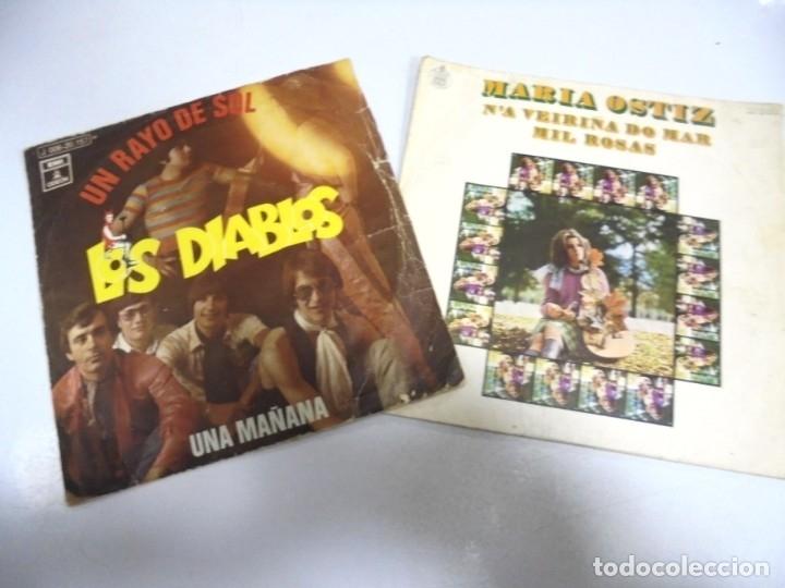 Discos de vinilo: LOTE DE 108 SINGLES. DIFERENTES ARTISTAS Y GENEROS. VER FOTOS - Foto 49 - 176901233