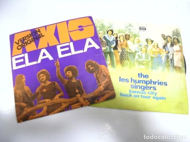 Discos de vinilo: LOTE DE 108 SINGLES. DIFERENTES ARTISTAS Y GENEROS. VER FOTOS - Foto 50 - 176901233