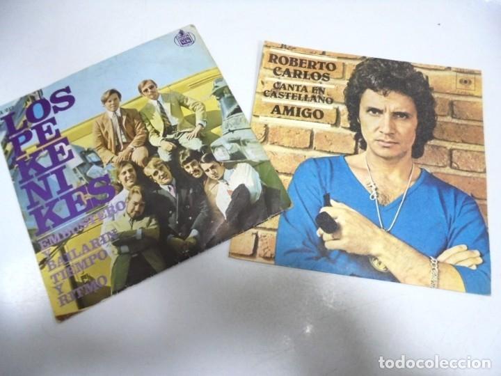 Discos de vinilo: LOTE DE 108 SINGLES. DIFERENTES ARTISTAS Y GENEROS. VER FOTOS - Foto 53 - 176901233