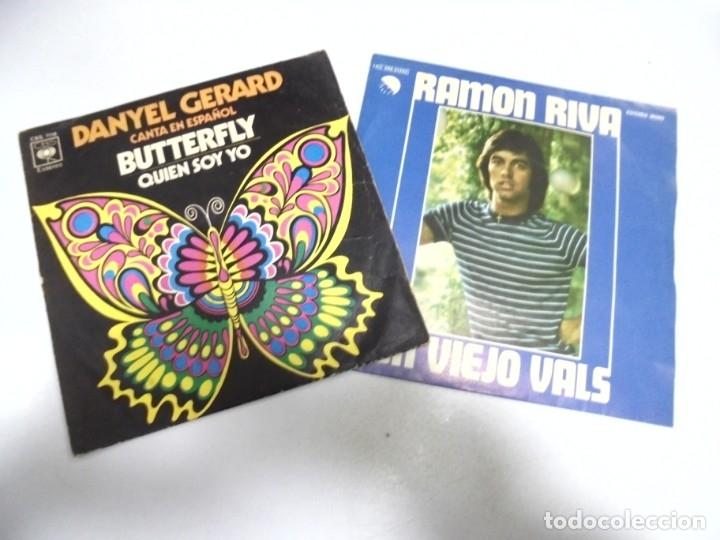 Discos de vinilo: LOTE DE 108 SINGLES. DIFERENTES ARTISTAS Y GENEROS. VER FOTOS - Foto 55 - 176901233