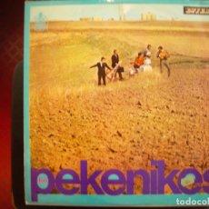 Discos de vinilo: LOS PEKENIKES- LP. 1966.. Lote 176907189