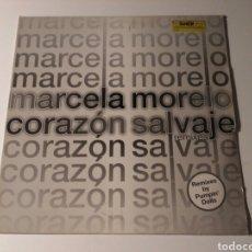 Discos de vinilo: MARCELA MORELO - CORAZÓN SALVAJE. Lote 176909220