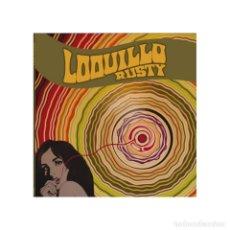 Discos de vinilo: 10 PULGADAS LOQUILLO RUSTY VINILO LOS NEGATIVOS. Lote 278176353