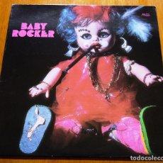 Discos de vinilo: BABY ROCKER - YOUNG AND MEAN 1977 USA PROGRESIVO & HARD ROCK ORIGINAL LP. Lote 176927568