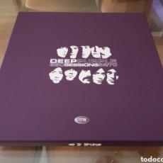 Discos de vinilo: DEEP PURPLE BBC SESSIONS 68/70 2LP+2CD BOX SET. Lote 195266990