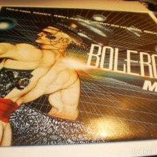 Discos de vinilo: MAXI SINGLE BOLERO MIX. BLANCO Y NEGRO 1986 SPAIN (DISCO PROBADO Y BIEN, SEMINUEVO). Lote 176949582