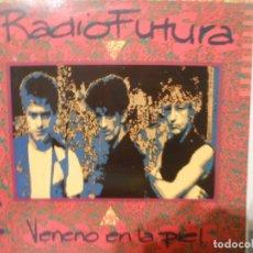 Discos de vinilo: RADIO FUTURA - VENENO EN LA PIEL. Lote 176950865