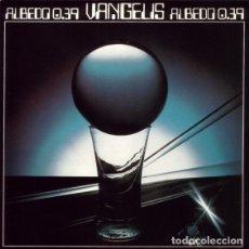 Discos de vinilo: VANGELIS - ALBEDO 0.39 (ESPAÑA, 1976). Lote 176951659