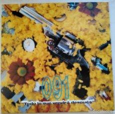 Discos de vinilo: 091 - TODO LO QUE VENDRÁ DESPUÉS. LP. 1995 POP QUARK. PRIMERA EDICIÓN. VINILO A ESTRENAR.. Lote 206468668