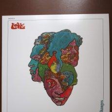 Discos de vinilo: LOVE - FOREVER CHANGES - LP - ELEKTRA / RHINO - VG+. Lote 176962198