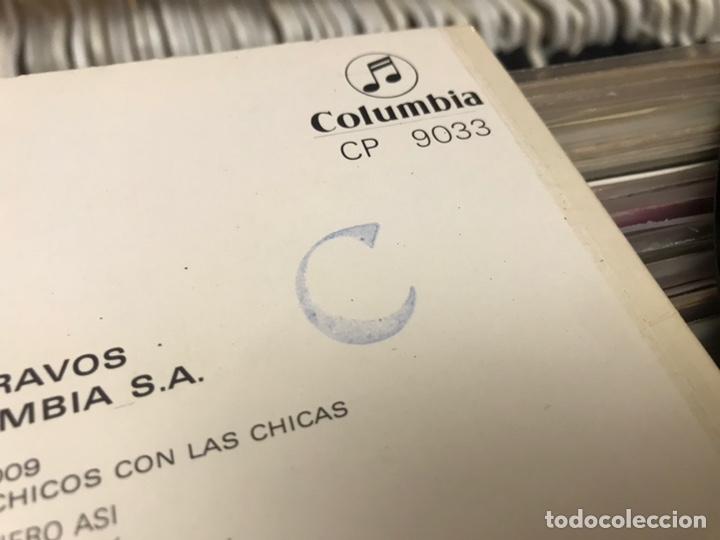 Discos de vinilo: Los bravos Ilustrísimos bravos Columbia lp disco de vinilo - Foto 6 - 176967712