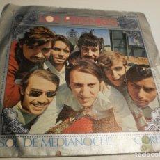 Discos de vinilo: SINGLE LOS PEKENIKES. SOL DE MEDIANOCHE. CORELLI. HISPAVOX 1967 SPAIN (PROBADO Y BIEN). Lote 176996037