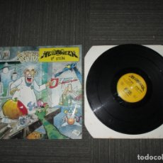 Discos de vinilo: HELLOWEEN - DR.STEIN - GERMANY - NOISE INTERNATIONAL - INCLUYE ENCARTE - L - . Lote 176999148