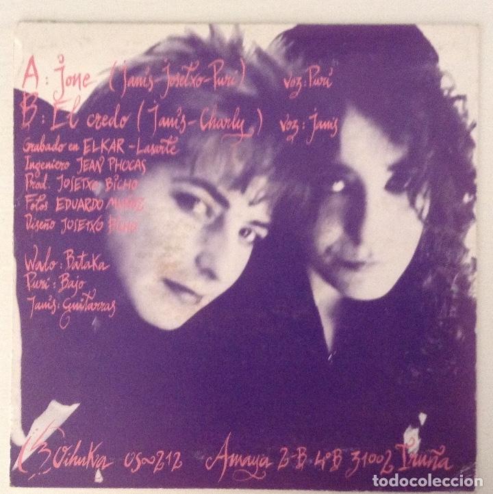 Discos de vinilo: Matraka single Jone Ohiuka con hoja promocional - Foto 2 - 177009893