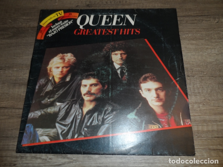 QUEEN - GREATEST HITS I (SPAIN 1982) segunda mano