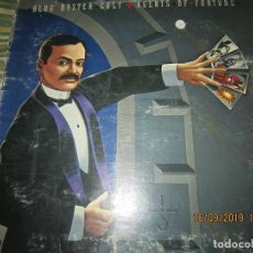 Discos de vinilo: BLUE OYSTER CULT - AGENTS OF FORTUNE LP - ORIGINAL U.S.A. - COLUMBIA RECORDS 1976 - GATEFOLD COVER -. Lote 177038864