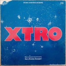 Discos de vinilo: DISCO LP XTRO AÑO 1983. Lote 177048798