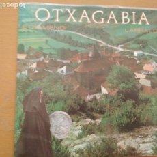 Discos de vinilo: ETXAMENDI LARRALDE OTXAGABIA EP EGIA Nº4 CON LETRAS. Lote 177055435