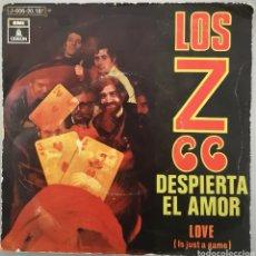 Discos de vinilo: LOS Z-66 / DESPIERTA EL AMOR. Lote 177058464