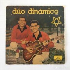 Discos de vinilo: EP - DÚO DINÁMICO - RECORDÁNDOTE. Lote 177067430