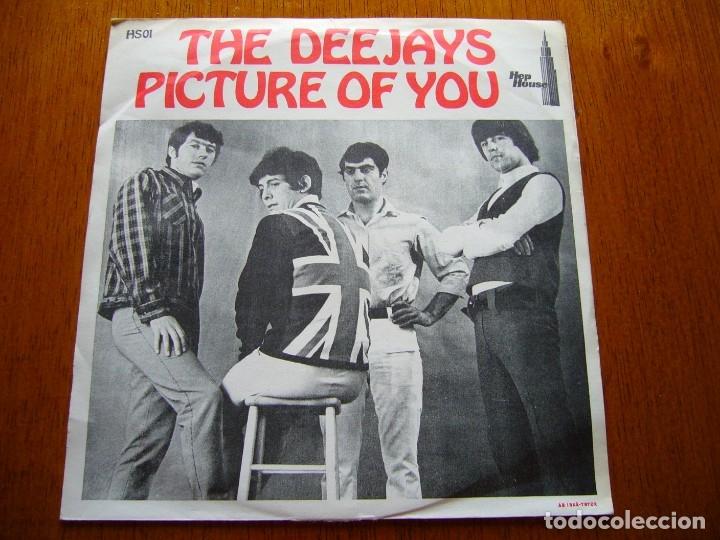 Discos de vinilo: DEEJAYS-DUM DUM 1966 UK BEAT SINGLE ORIGINAL SUECO - Foto 2 - 177068922