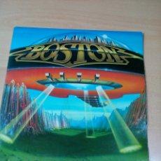 Discos de vinilo: BOSTON LP NO MIRES ATRÁS - 1978- BUEN ESTADO INCLUYE ENCARTES - VER FOTOS. Lote 177072313
