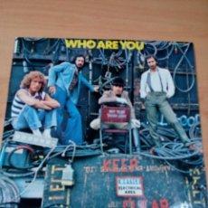 Discos de vinilo: THE WHO - LP WHO ARE YOU 1978- BUEN ESTADO - VER FOTOS. Lote 177072635