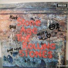 Discos de vinilo: THE ROLLING STONES - STONE AGE. Lote 177079417