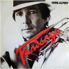 Discos de vinilo: HERB ALPERT - FANDANGO (ESPAÑA, 1983). Lote 177082200
