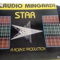 Discos de vinilo: MAXISINGLE ( VINILO) DE CLAUDIO MINGARDI AÑOS 80. Lote 177088313