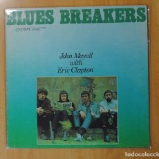 Discos de vinilo: JOHN MAYALL WITH ERIC CLAPTON - BLUES BREAKERS - LP. Lote 177092044