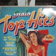Discos de vinilo: ÍTALO TOP HITS MADE GERMANY 1981. Lote 177095103