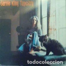Discos de vinilo: CAROLE KING TAPESTRY ODE RECORDS (2), A&M RECORDS 85337-IE, 85337-I LP - 1976 ESPAÑA. Lote 177112325