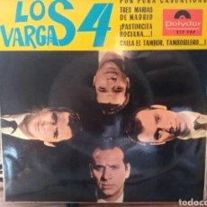 Discos de vinilo: LOS 4 VARGAS EXCELENTE ESTADO. Lote 177113173