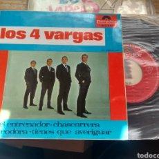 Discos de vinilo: LOS 4 VARGAS EXCELENTE ESTADO. Lote 177113330