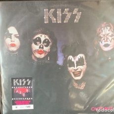 Discos de vinilo: KISS - OUTTAKES I - 1 LP, EDICIÓN LIMITADA 500 COPIAS, VINILO MAGENTA. Lote 177115303