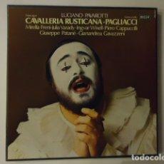 Discos de vinilo: CAVALLERIA RUSTICANA / I PAGLIACCI. Lote 177118015