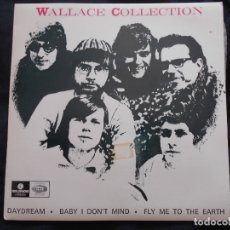 Discos de vinilo: WALLACE COLLECTION // DAYDREAM + 3 // EDITADO EN PORTUGAL. Lote 177119880