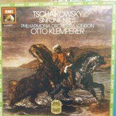 Discos de vinilo: TSCHAIKOWSKY SINFONIE Nº 5. PHILHARMONIA ORCHESTRA LONDON OTTO KLEMPERER. Lote 177127772
