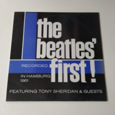 Discos de vinilo: THE BEATLES FIRST. Lote 177133639