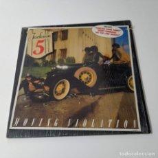 Discos de vinilo: THE JACKSON FIVE - MOVING VIOLATION 1975. Lote 177133997