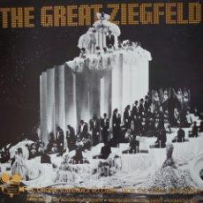 Discos de vinilo: BANDA SONORA DE LA PELÍCULA THE GREAT ZIEGFIELD LP SELLO CLASSIC EDITADO EN USA.. Lote 177136709