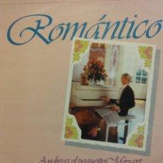 Discos de vinilo: ROMÁNTICO. ANDREAS, EL PEQUEÑO MOZART. BELLAS MELODÍAS CLÁSICAS PARA SOÑAR.. Lote 177136790