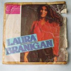 Disques de vinyle: LAURA BRANIGAN GLORIA / LIVING A LIE. SINGLE. TDKDS17. Lote 177140099